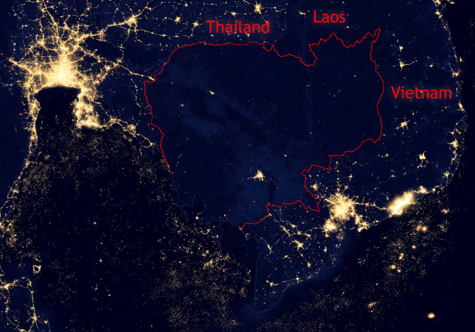 SAT Nachtaufnahme SOA